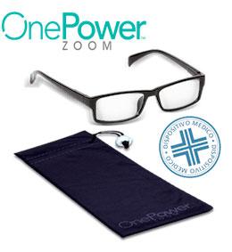 one power zoom occhiali autoregolabili